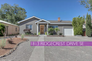 Property for sale at 1813 Ridgecrest Drive SE, Albuquerque,  NM 87108