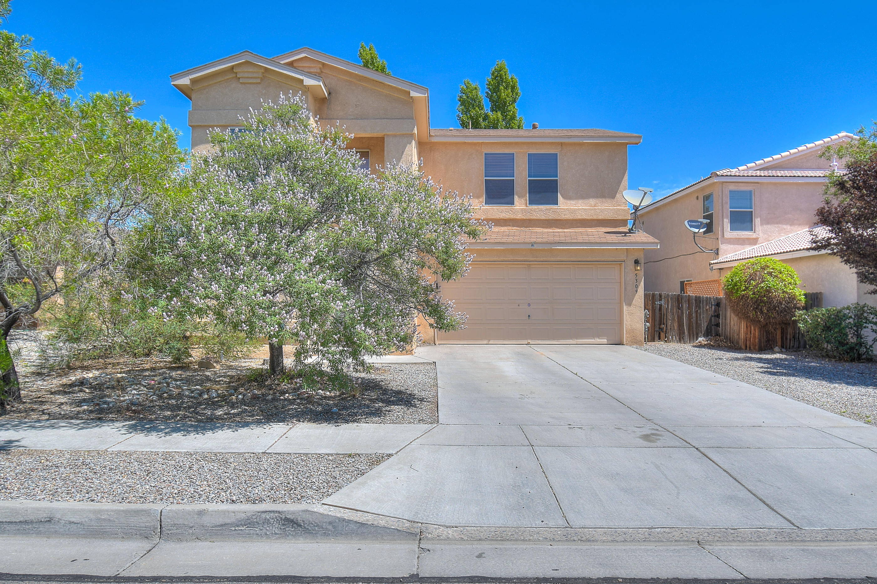 5309 Ridge Rock Avenue, Albuquerque NM 87114