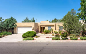 Property for sale at 9605 Messervy Avenue NE, Albuquerque,  New Mexico 87109