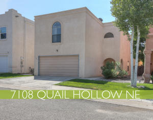 7108 Quail Hollow Lane NE, Albuquerque, NM 87109