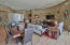 Combo living and dining rooms