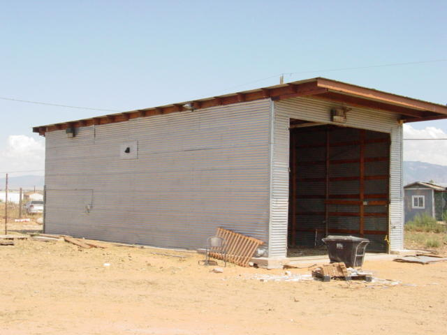 Big Storage Building