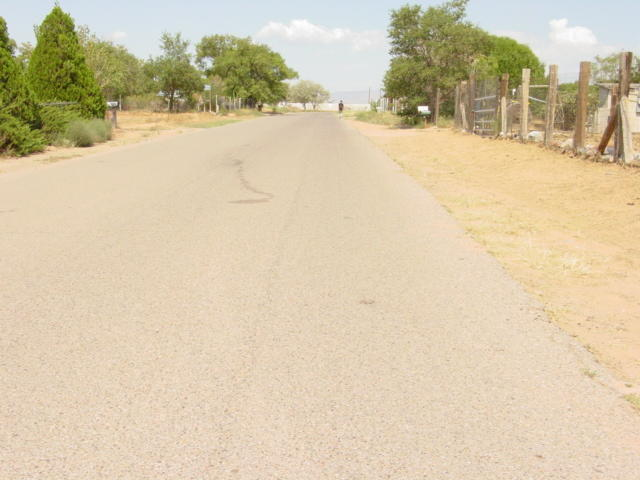 Paved Road to the House