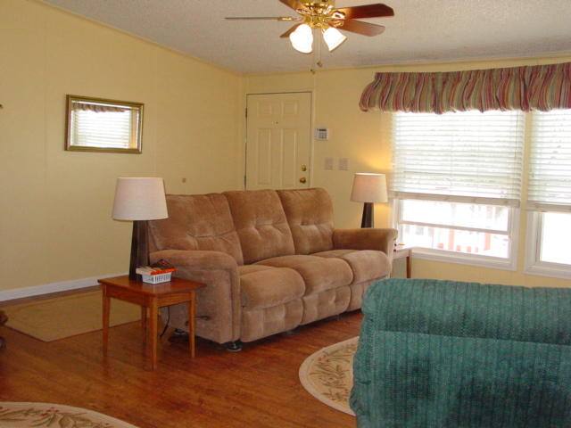Roomy Living Room