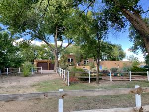Property for sale at 155 White Horse Lane, Corrales,  New Mexico 87048