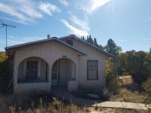 310 N ROOSEVELT Avenue, Mountainair, NM 87036