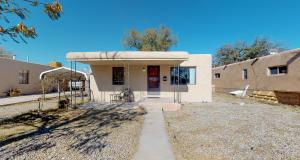 731 WOODLAND Avenue NW, Albuquerque, NM 87107
