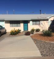 305 GENERAL HODGES Street NE, Albuquerque, NM 87123