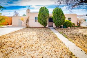 3016 FRONTIER Avenue NE, Albuquerque, NM 87106