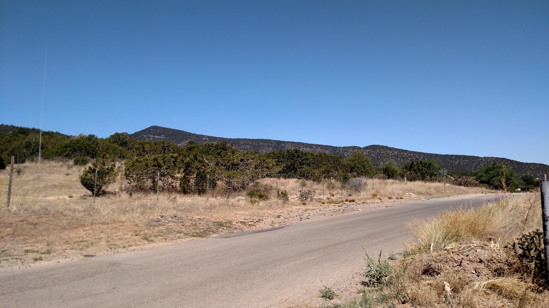 Looking Towards B from La Madera Rd