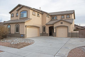 8504 HAWK EYE Road NW, Albuquerque, NM 87120