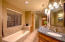 MBR UPSCALE REMODELED UPGRADED BATH SEP SHOWER AND TUB