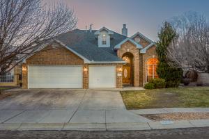 7815 Ridgeview Drive NW, Albuquerque, NM 87120