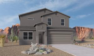 2249 Solara Loop NE, Rio Rancho, NM 87144