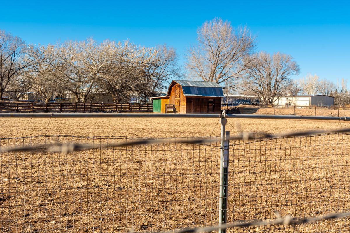 Barn with Acreage