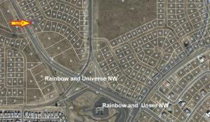 Lot 8 RAINBOW Boulevard NW, Albuquerque, NM 87120