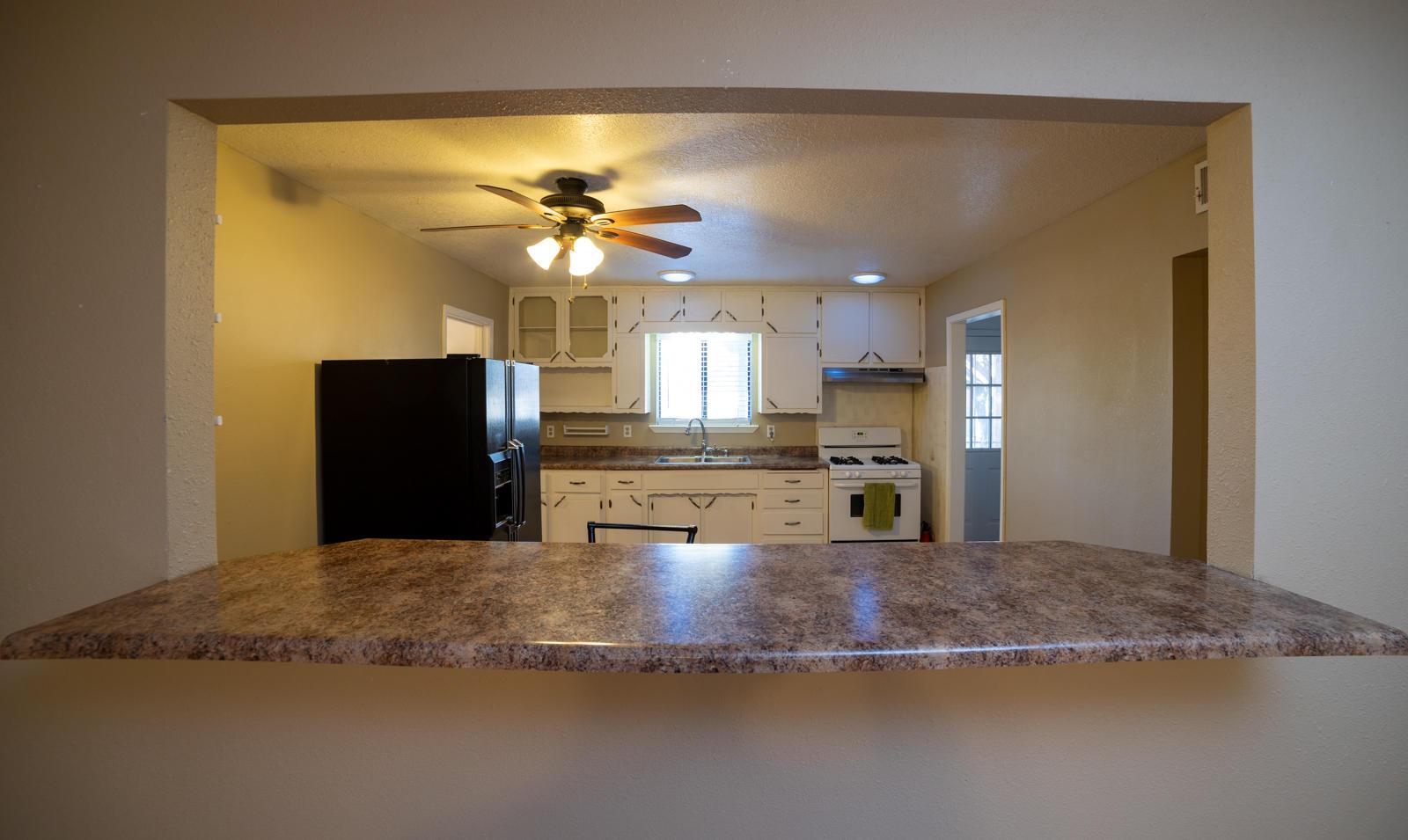 Kitchen Living access