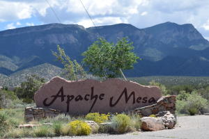 Lot 6 Apache Mesa Road, Placitas, NM 87043