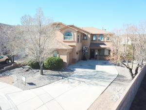 10543 BOX CANYON Place NW, Albuquerque, NM 87114