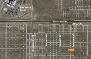 Excalibur Street NE, Rio Rancho, NM 87144