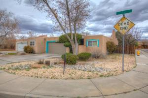 1417 SAN CARLOS Drive SW, Albuquerque, NM 87104