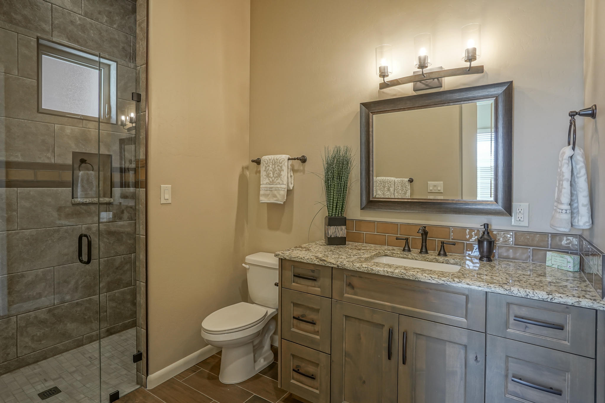 Bath for Office/In-Law