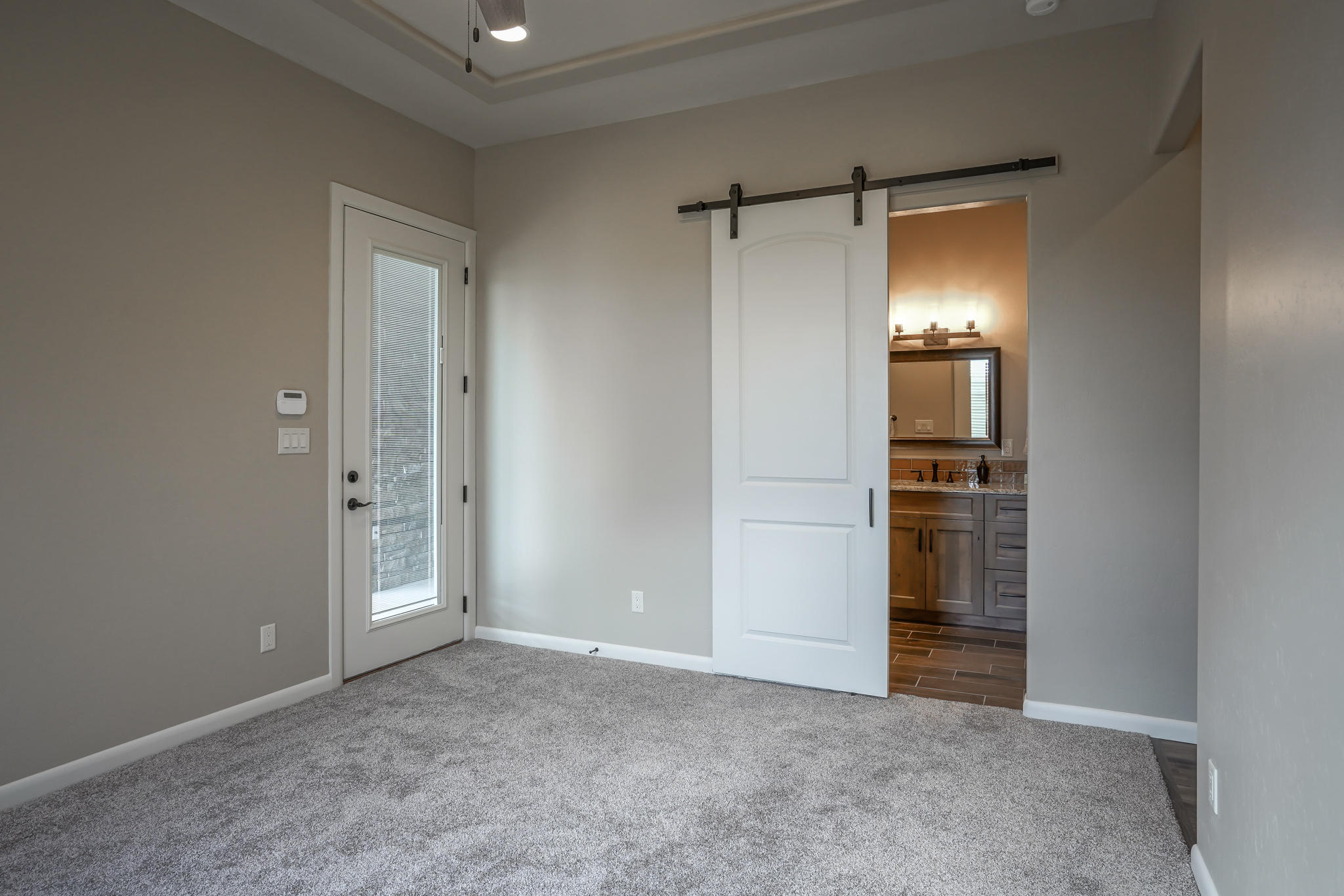 Possible Office or In-Law Quarters