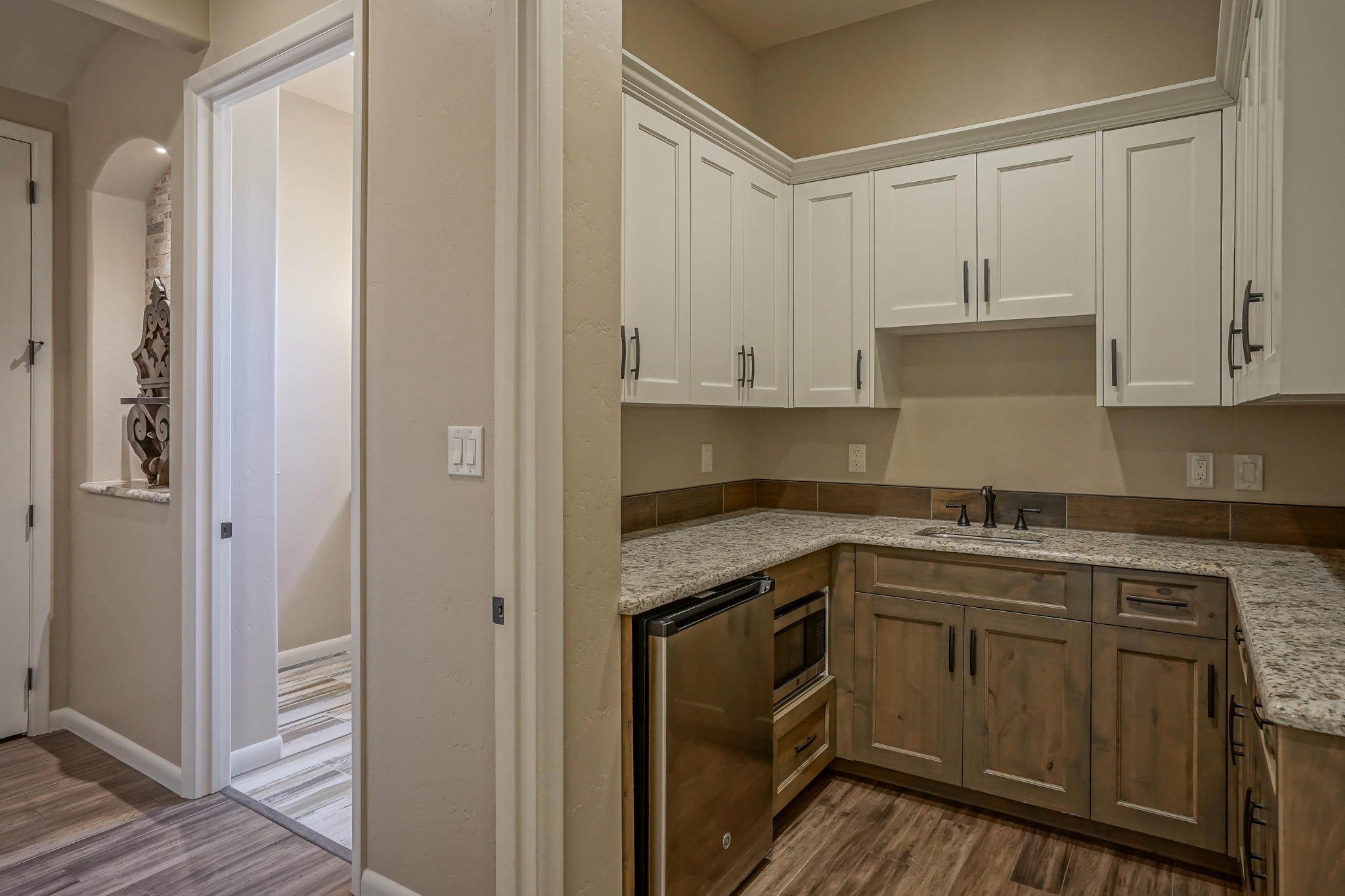 Kitchenette for Office/In-Law