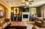 Living Room on Main Level