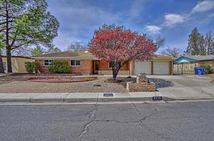 4809 PHYLLIS Street NE, Albuquerque, NM 87109