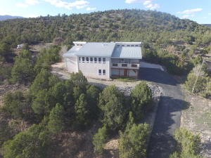 17 GUTIERREZ CANYON Road, Tijeras, NM 87059