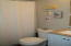 Main Bathroom with Shower/Tub.