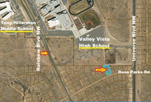 Rosa Parks Road NW, Albuquerque, NM 87120