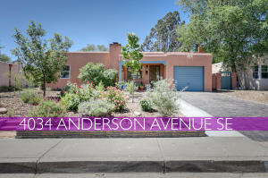4034 Anderson Avenue SE, Albuquerque, NM 87108