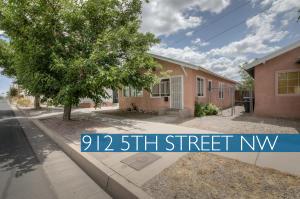 912 5th Street NW, Albuquerque, NM 87102