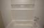 New Master tub/shower