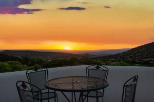 Breathtaking Sunset Views from the Upper Viewing Deck