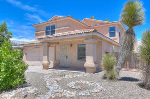 5301 FEATHER ROCK Place NW, Albuquerque, NM 87114