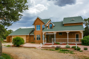 8 OAKMONT RIDGE Road, Sandia Park, NM 87047