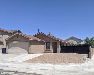 8301 CRIMSON Avenue NW, Albuquerque, NM 87120