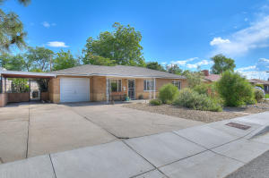 7722 EUCLID Avenue NE, Albuquerque, NM 87110