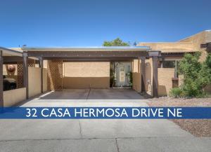 32 Casa Hermosa Drive NE, Albuquerque, NM 87112