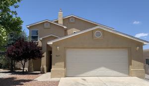 9605 VISTA CASITAS Drive NW, Albuquerque, NM 87114