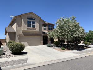 8027 CORN MOUNTAIN Place NW, Albuquerque, NM 87114