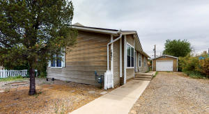 1031 FORRESTER Street NW, Albuquerque, NM 87102