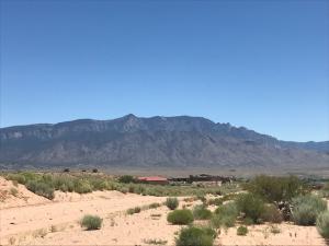 Sandia Mountain View