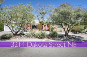 3214 Dakota Street NE, Albuquerque, NM 87110