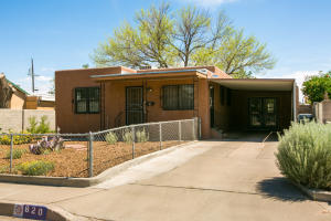 820 PONDEROSA Avenue NW, Albuquerque, NM 87107