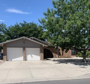 6005 CARRUTHERS Street NE, Albuquerque, NM 87111