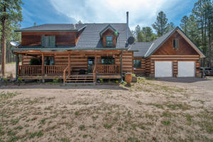 5 BLUE SPRUCE Trail, Jemez Springs, NM 87025
